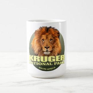 Kruger NP (Lion) WT Coffee Mug