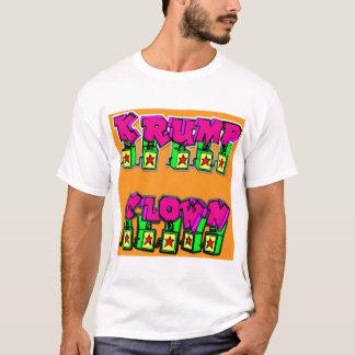 Krump Clown - Customized T-Shirt