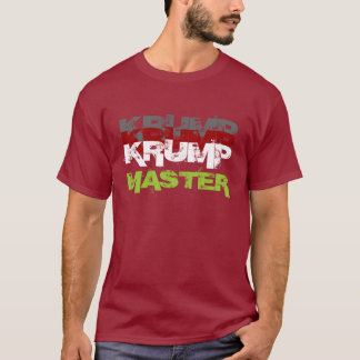 KRUMP - Customized T-Shirt