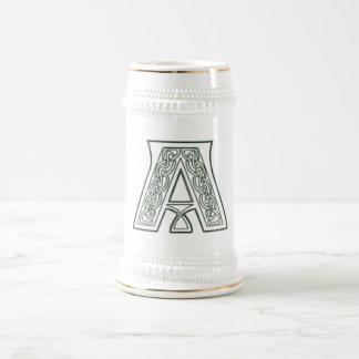 KRW - A - Celtic Monogram Stein