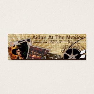 KRW Aidan at the Movies card