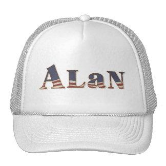 KRW Alan Americana Hat