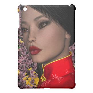 KRW Asia - Oriental Beauty  iPad Mini Cases