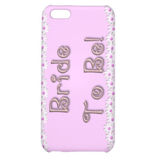 KRW Bride To Be Pink Daisy  iPhone 5C Case