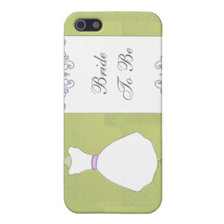 KRW Bride to Be Wedding Dress  iPhone 5/5S Cases