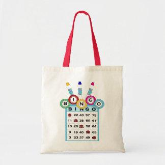 KRW Colorful Bingo Tote Bag