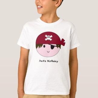 KRW Cute Pirate Custom Shirt