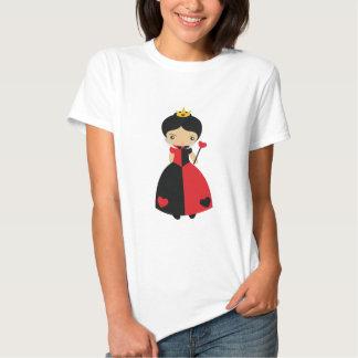 KRW Cute Queen of Hearts T Shirt
