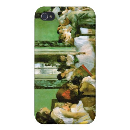 KRW Degas The Dance Class II  Case For iPhone 4