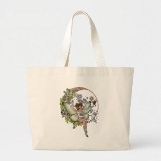 KRW Faery Ring Jumbo Tote Bag