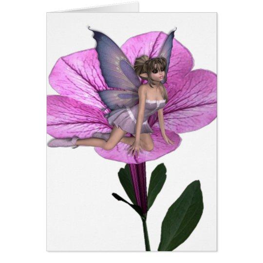 KRW Flower Faery 1 Card