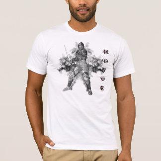 KRW Honor Knight in Battle Sketch Art T-Shirt