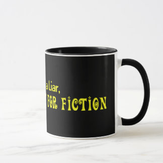 KRW I Have a Gift for Fiction Funny Mug