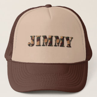 KRW Jimmy Camo Hat
