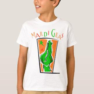 KRW Mardi Gras Gator T-Shirt