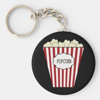 KRW Movie Theater Popcorn Keychain