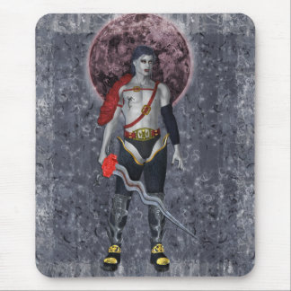 KRW Prince of Darkness Vampire Mouse Mats