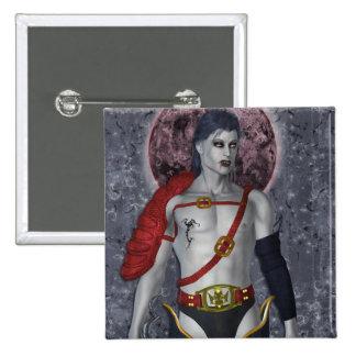 KRW Prince of Darkness Vampire Pin