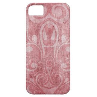 KRW Red Gothic Swirls  ID iPhone 5  Case iPhone 5 Cases