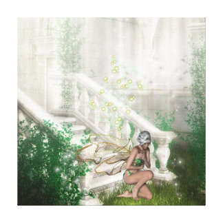 KRW Sacred Ground Fairy Fantasy Canvas