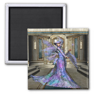 KRW The Fairy Godmother Magnet