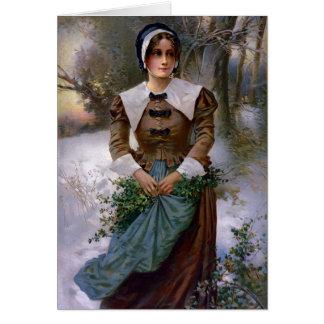 KRW Vintage A Fair Puritan 1897 Card