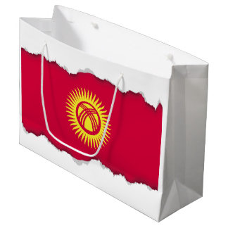 Krygstan Flag Large Gift Bag