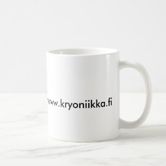 Kryoniikka-01 Coffee Mug