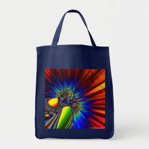 Kryptonite Grocery Tote Bag