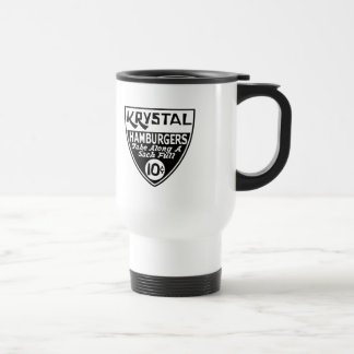 Krystal 10 Cent Shield Travel Mug