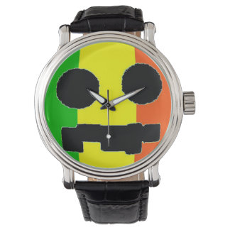 KSP! Rasta Face Watch