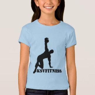 KSV Fitness Girls T Shirt