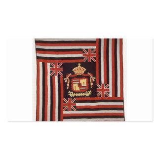 Kuʻu Hae Aloha (My Beloved Flag), Hawaii Double-Sided Standard Business Cards (Pack Of 100)