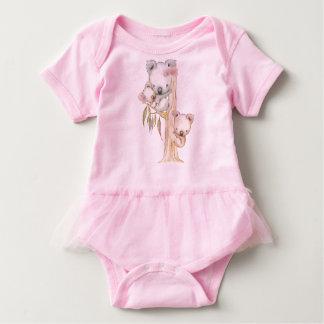 Kuala Bears in a Tree Baby Bodysuit T-Shirt