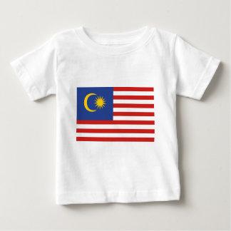 kuala lumpur flag baby T-Shirt