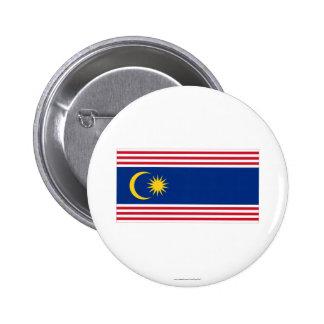 Kuala Lumpur flag Buttons
