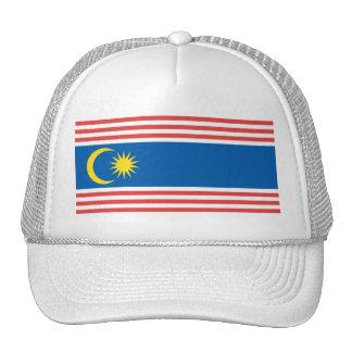 Kuala Lumpur Flag Hat