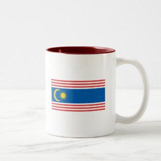 Kuala Lumpur Flag Mug