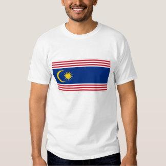 Kuala Lumpur flag Tshirts