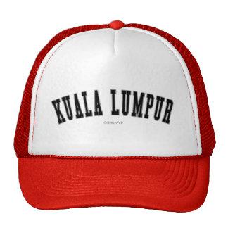 Kuala Lumpur Mesh Hats