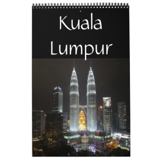 kuala lumpur malaysia calendars