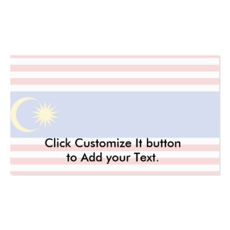 Kuala Lumpur Malaysia, Macedonia Business Cards