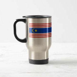 Kuala Lumpur Malaysia, Macedonia Coffee Mugs