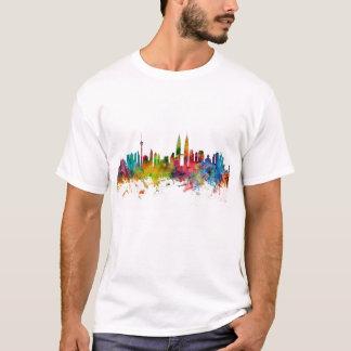Kuala Lumpur Malaysia Skyline T-Shirt