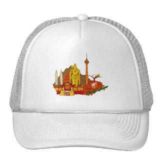 Kuala Lumpur - Mayalsia.png Mesh Hats