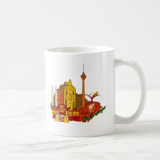 Kuala Lumpur - Mayalsia.png Coffee Mugs