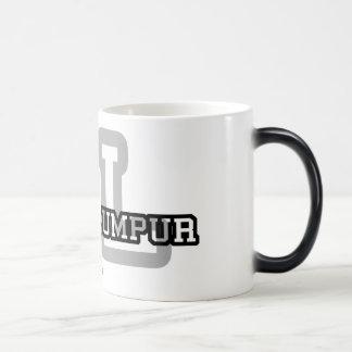 Kuala Lumpur Morphing Mug