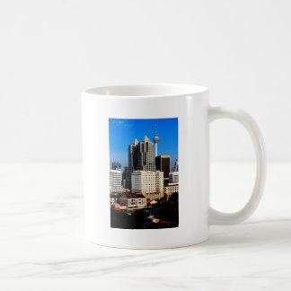 Kuala Lumpur tower view Coffee Mugs