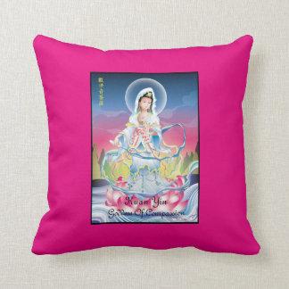 Kuan Yin Goddess of Compassion! Cushion