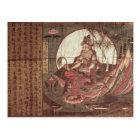 Kuan-yin, Goddess of Compassion Postcard